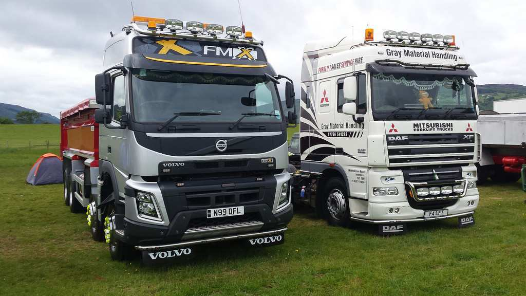 17 A Volvo Fmx 2020 Redesign And Review
