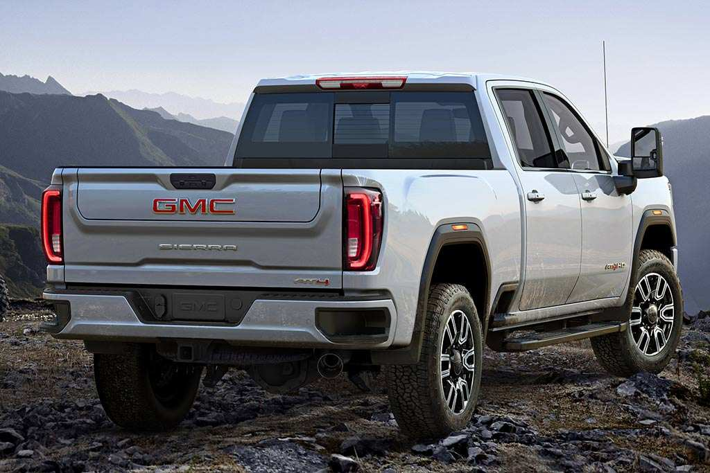 17 Best 2020 Gmc Sierra Mpg Review And Release Date