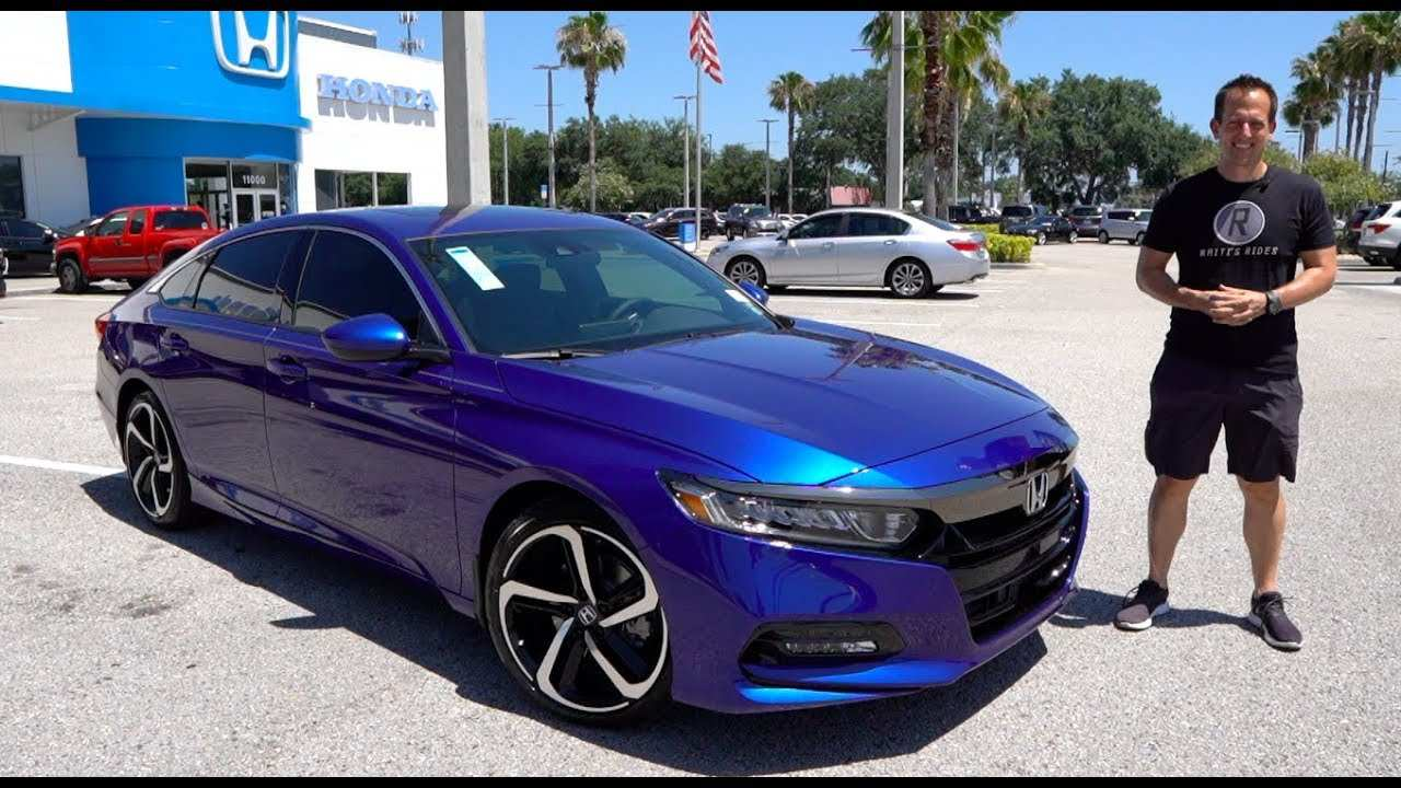 17 The Best Honda 2019 Accord Coupe Review New Review