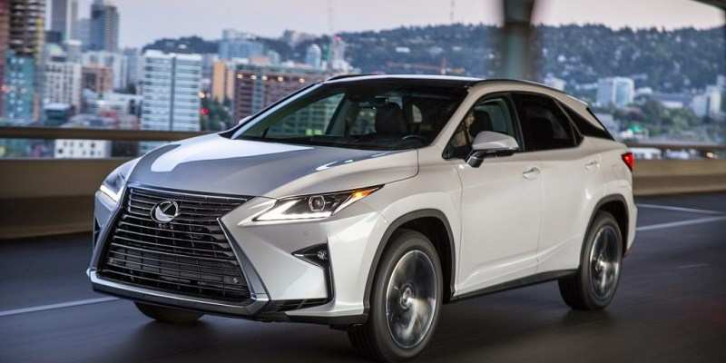17 The Best Lexus Nx 2020 Redesign Exterior