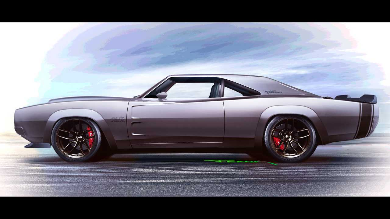 17 The Dodge Supercharger 2020 Spesification