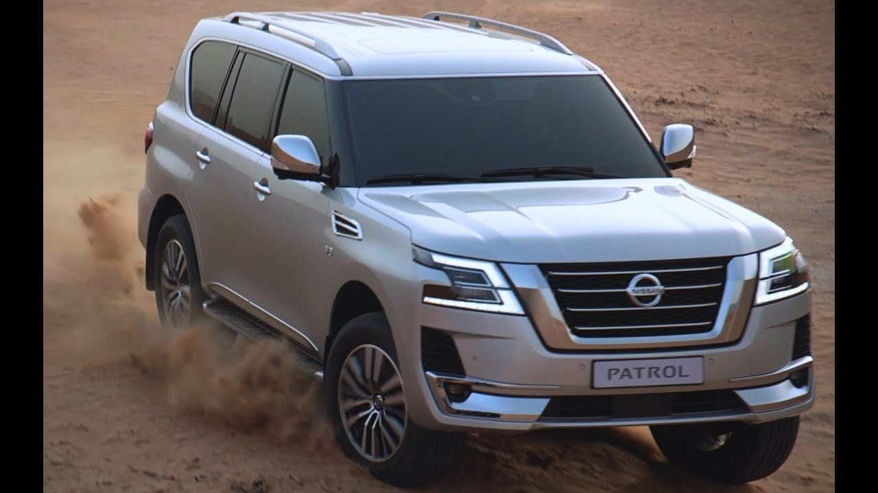 17 The Nissan Patrol 2020 Redesign Configurations