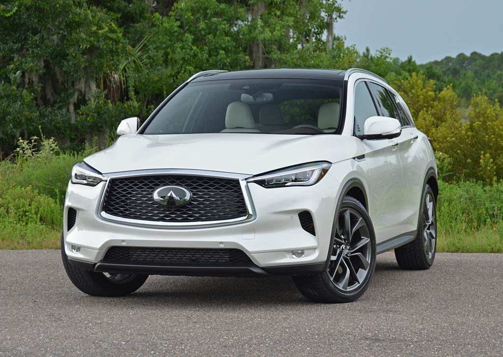 17 The The Infiniti Qx50 2019 Hybrid Concept Price and Review
