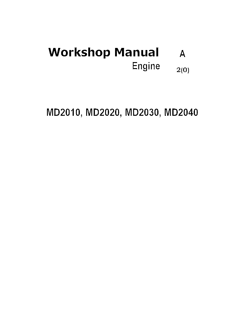 17 The Volvo Penta 2020 Manual Prices
