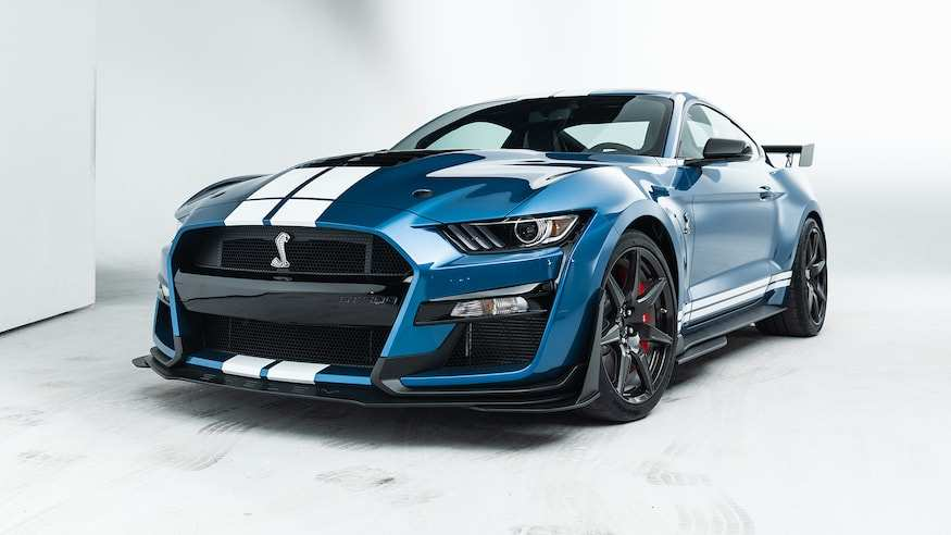 18 A Ford Gt500 Mustang 2020 New Review