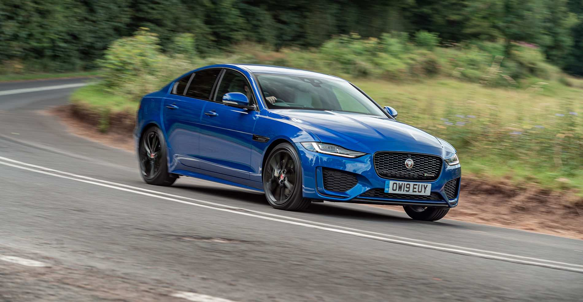 18 All New Jaguar Xe 2020 Uk First Drive