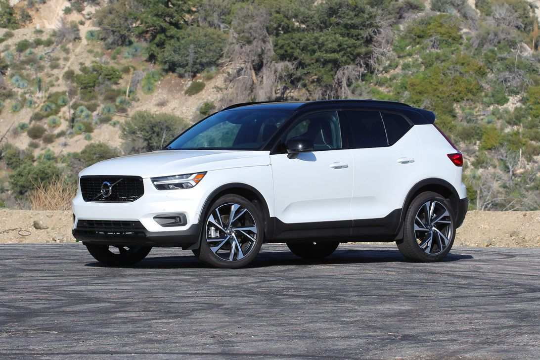 18 Best New 2019 Volvo Xc40 Lease Spesification New Review