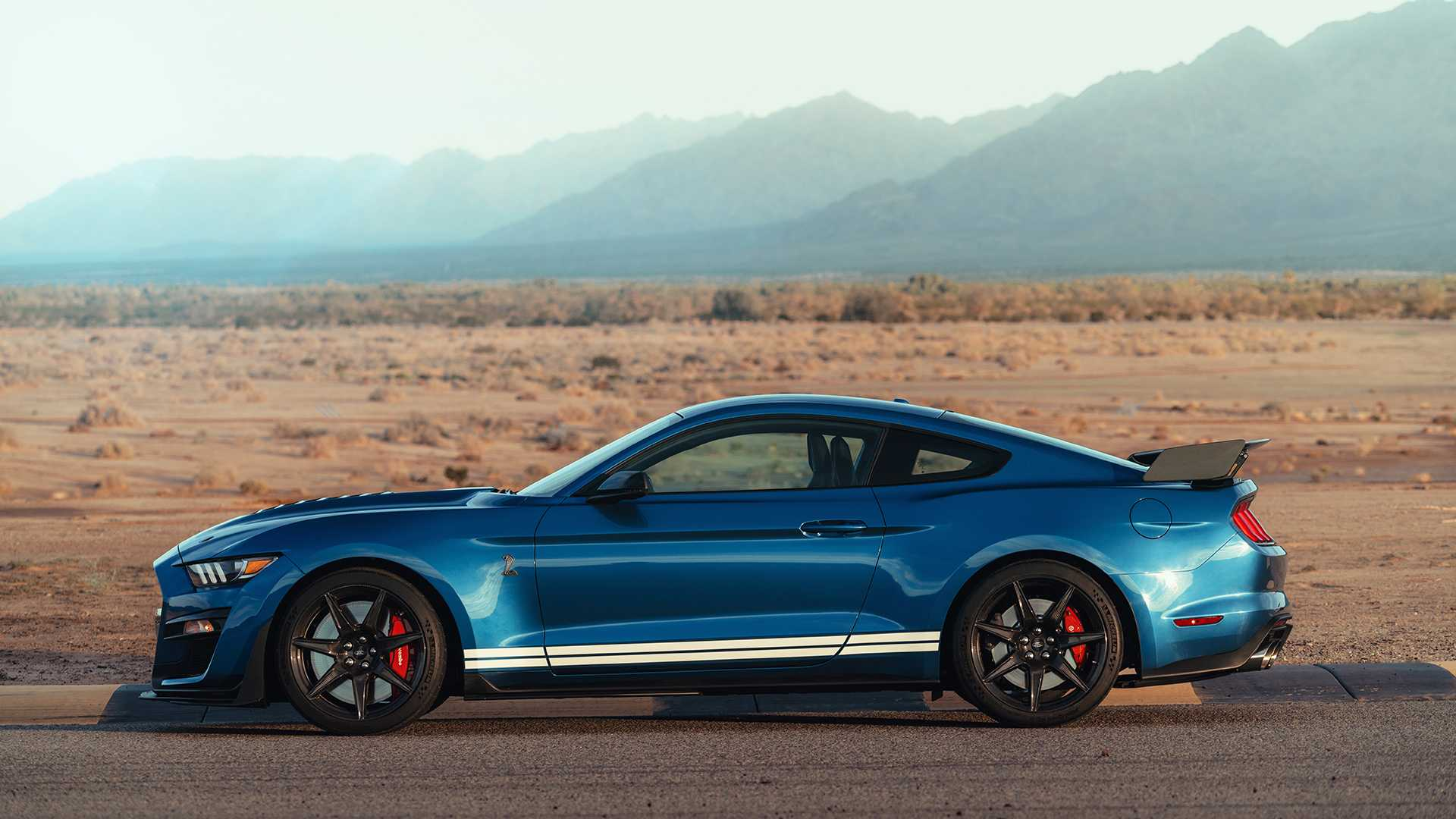 18 New Ford Gt500 Mustang 2020 Redesign And Review