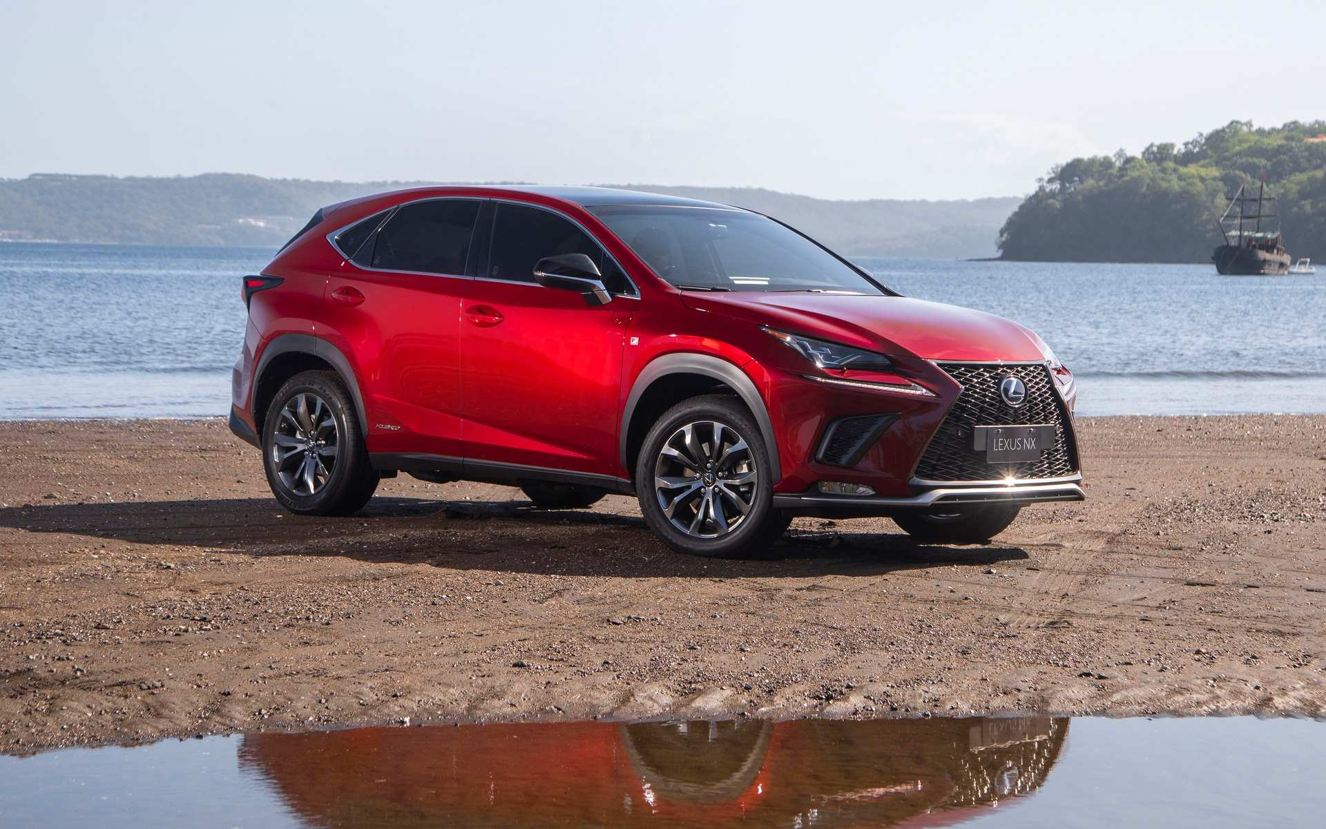 18 New Lexus Nx 2020 Redesign Redesign