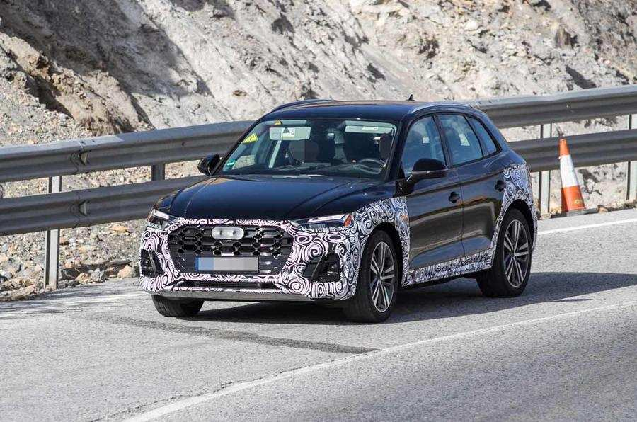 18 New Release Date Of 2020 Audi Q5 Wallpaper
