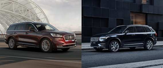 18 The 2020 Lincoln Aviator Vs Volvo Xc90 Rumors