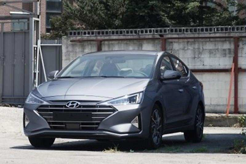 18 The Best Hyundai Avante 2020 Spy Shoot
