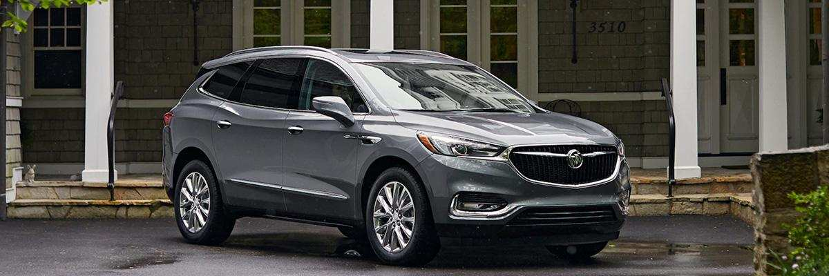 18 The Best The 2019 Buick Enclave Wheelbase Review Interior