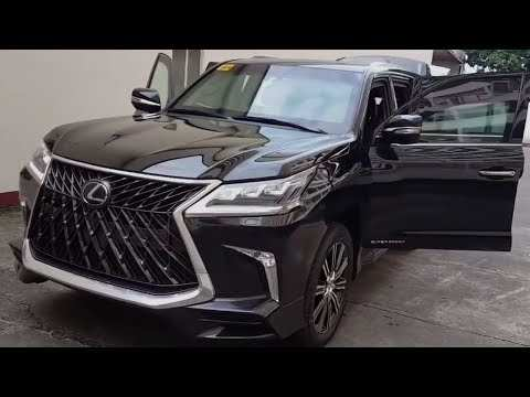 19 A Lexus Lx 570 Year 2020 Speed Test