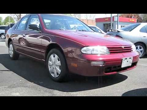 19 All New 1996 Nissan Altima Pricing