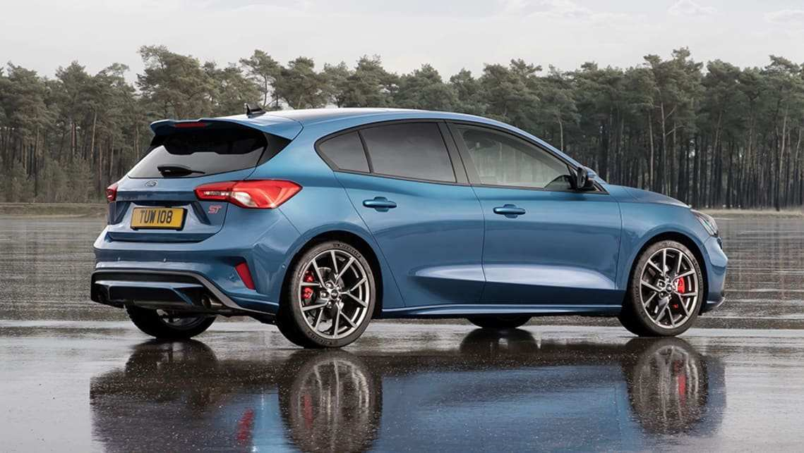 19 All New Ford Focus St 2020 New Model And Performance