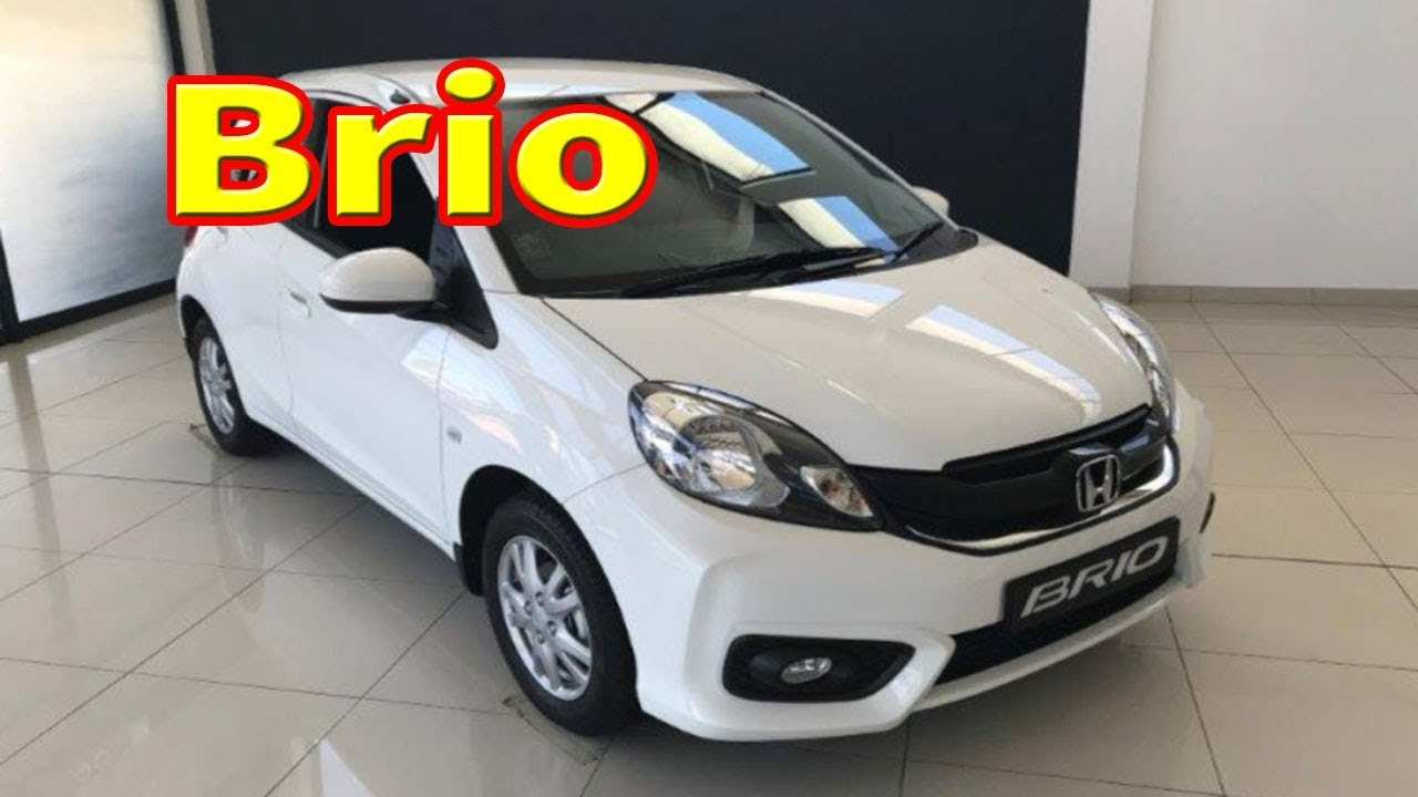 19 All New Honda Brio 2020 Engine