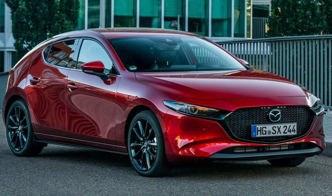 19 New 2020 Mazda 3 Images Ratings