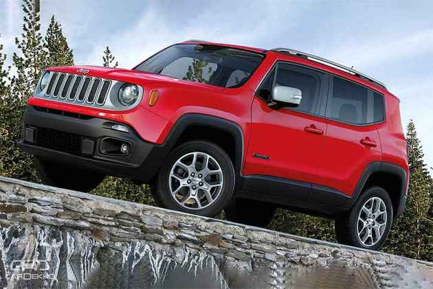 19 The Best The Jeep Renegade 2019 India New Review Release