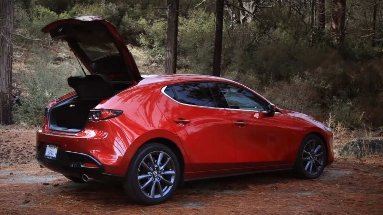 19 The Mazda 3 Grand Touring 2020 First Drive