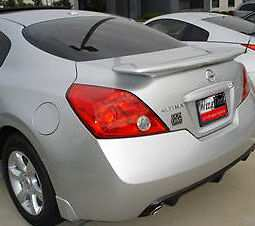 20 A Nissan Altima Coupe 2008 Spesification