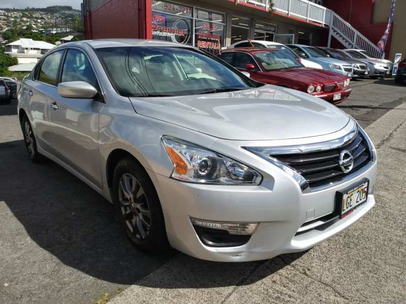 20 All New 2015 Nissan Altima Picture