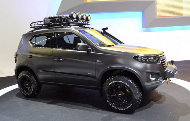 20 All New Chevrolet Niva 2020 Rumors