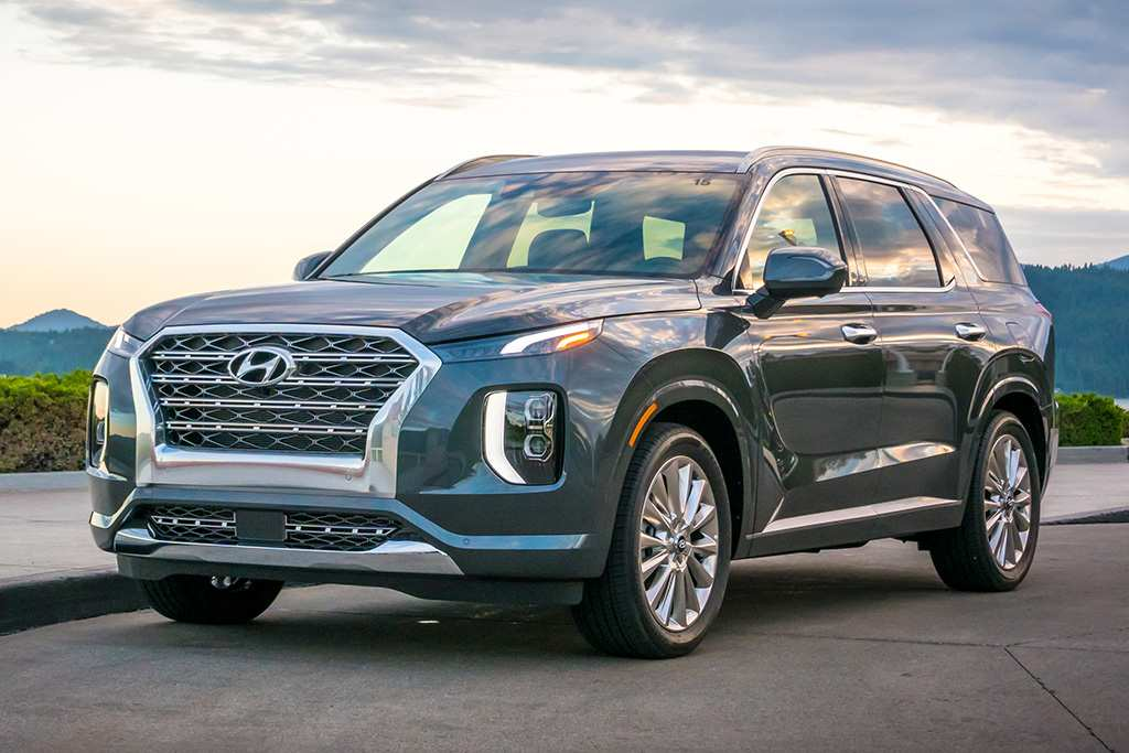 20 New When Does The 2020 Hyundai Palisade Come Out Engine