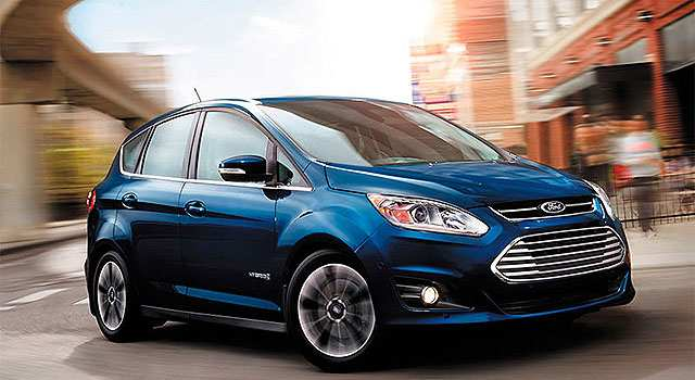 20 The 2019 Ford C Max Picture