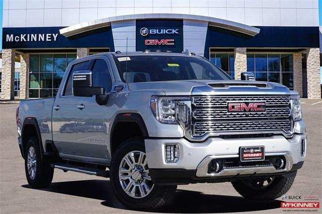 20 The 2020 Gmc 2500 For Sale Interior