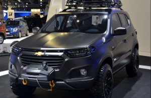 20 The Chevrolet Niva 2020 Interior