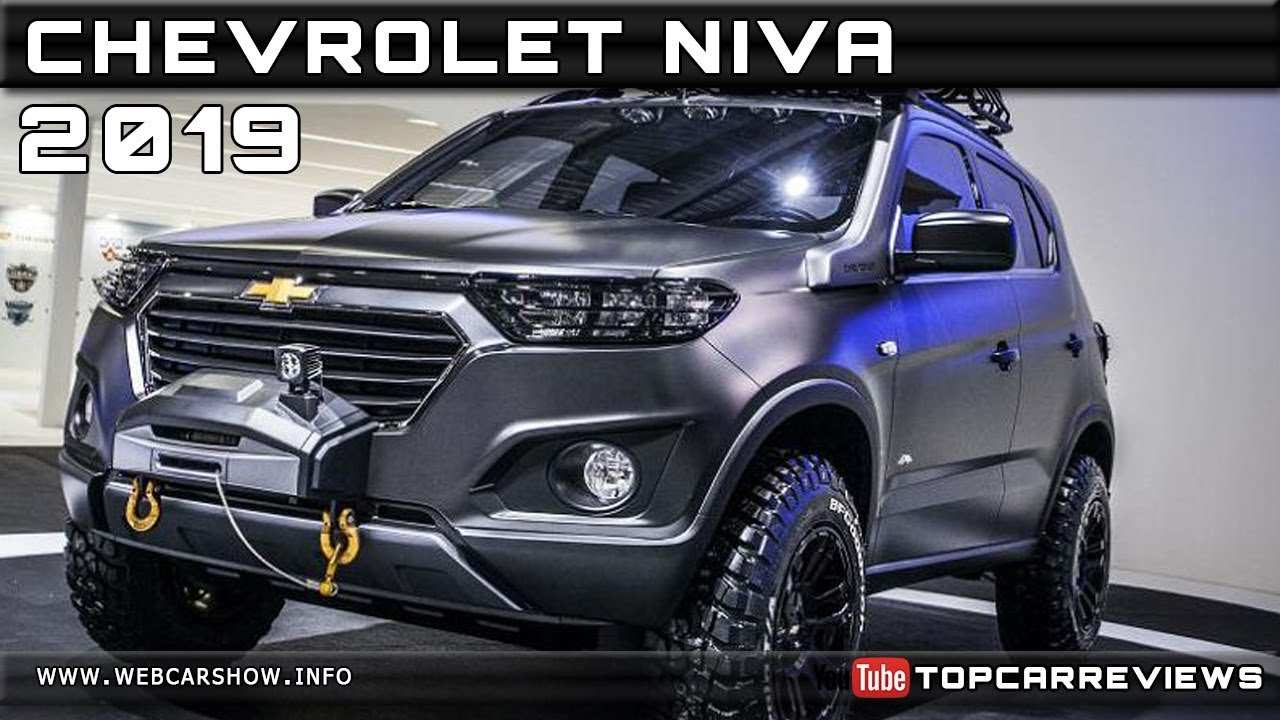 21 A Chevrolet Niva 2020 Review and Release date