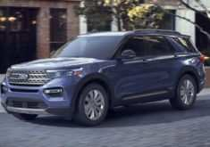 2020 Ford Explorer Hybrid Mpg