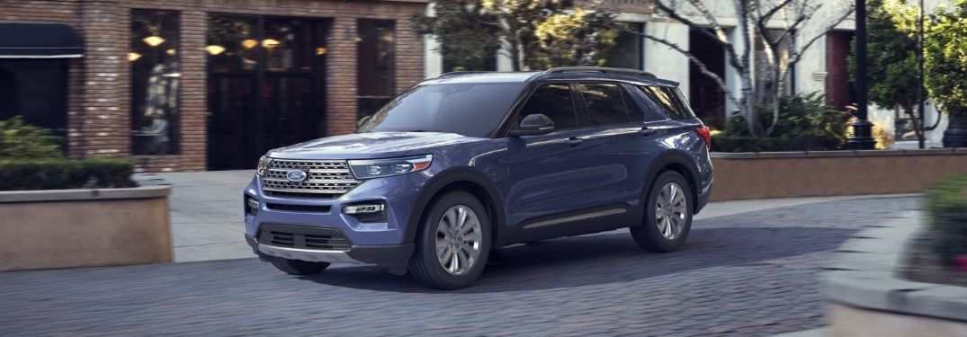 21 The 2020 Ford Explorer Hybrid Mpg Specs