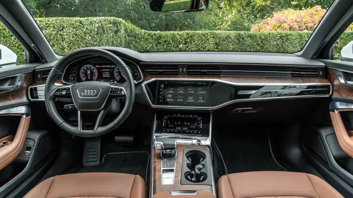 21 The Best Review Audi 2019 A6 New Interior Performance And New Engine