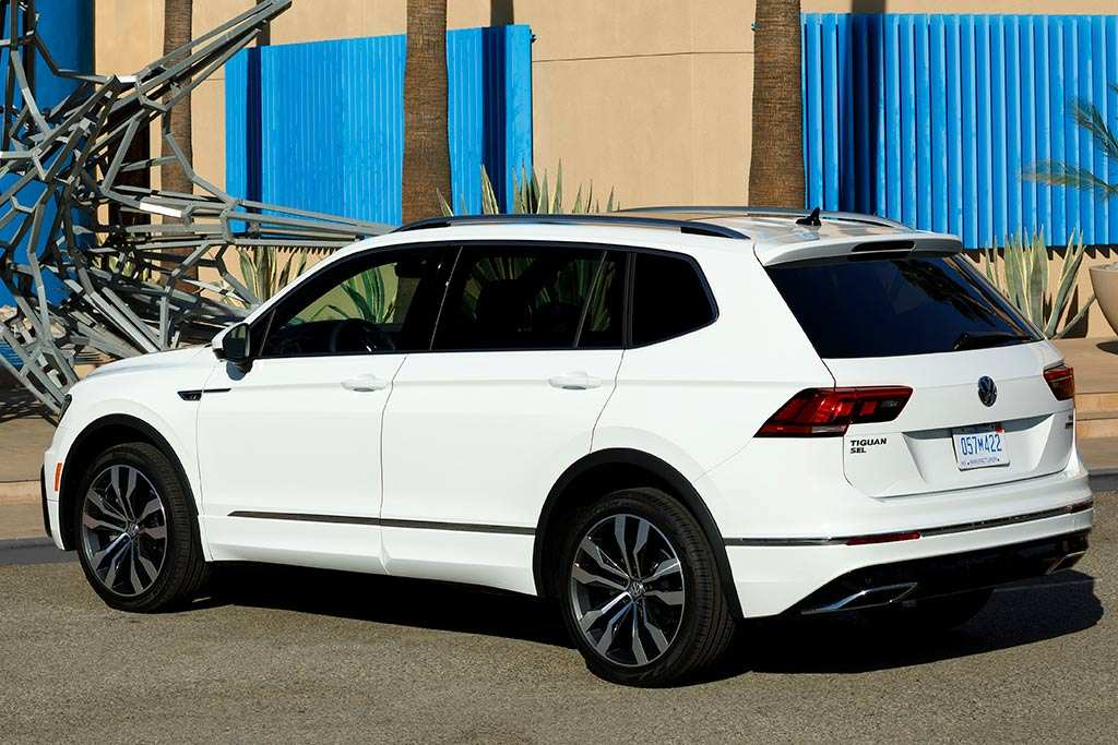 21 The Volkswagen Tiguan 2020 Release Date And Concept