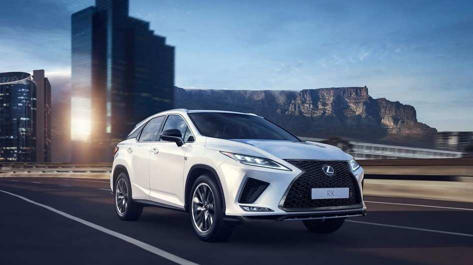22 Best 2020 Lexus Rx Release Date Wallpaper