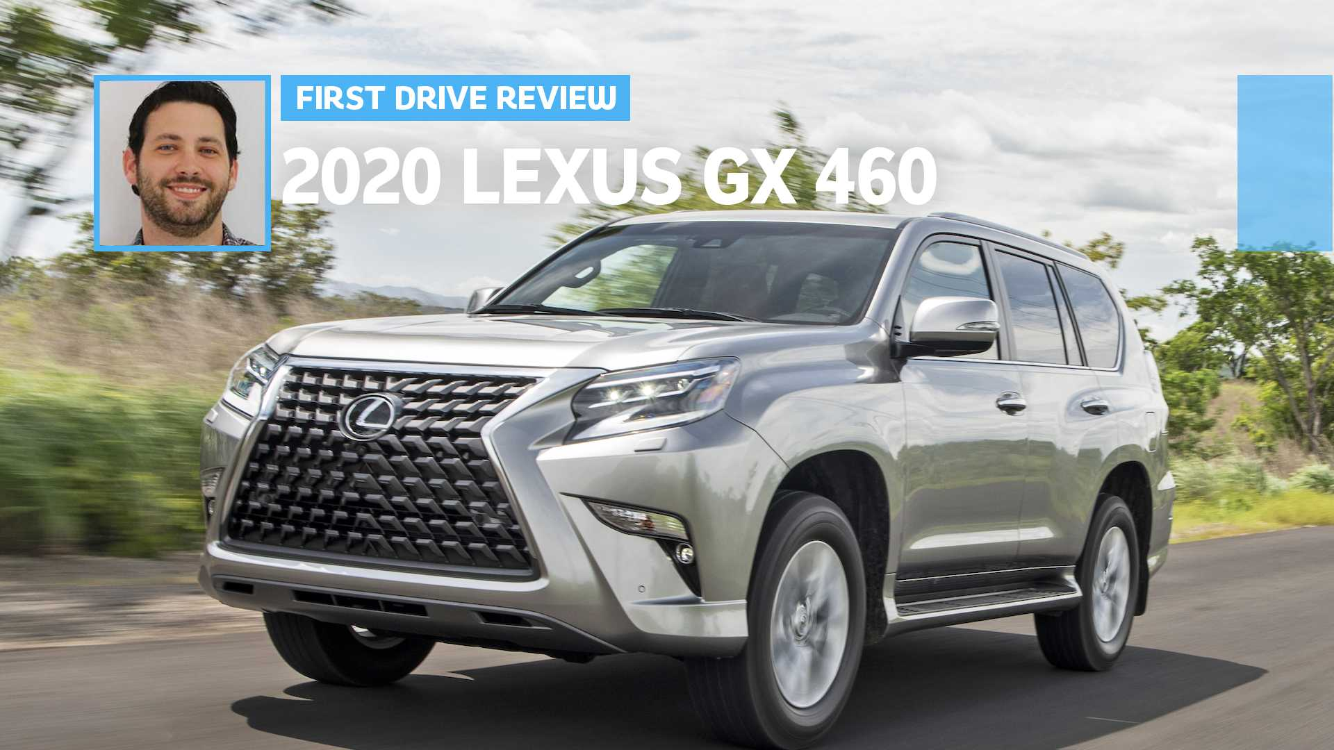 22 New Lexus 2019 Gx Redesign First Drive Prices