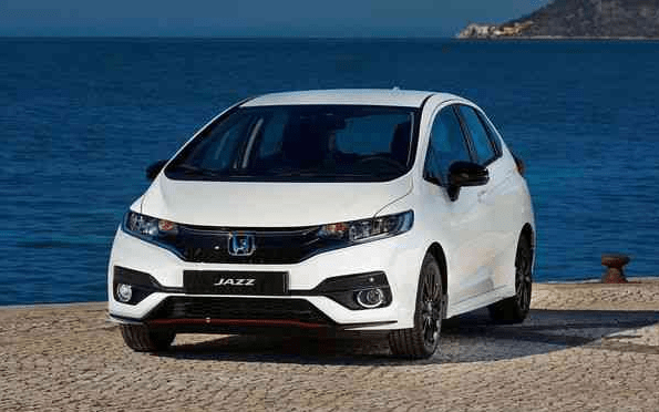 22 The Honda Jazz 2020 Concept Pictures