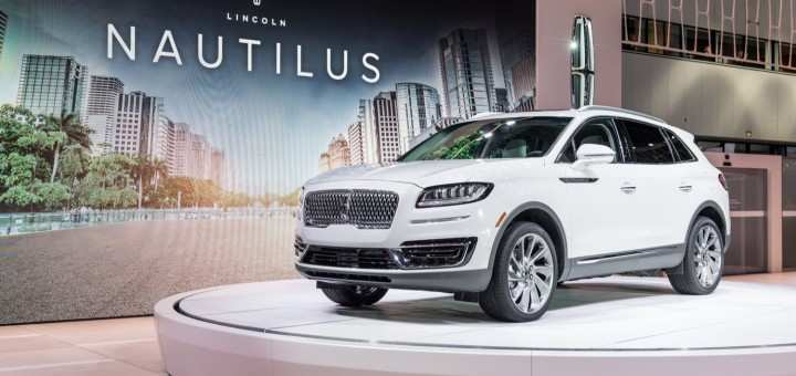 23 A Best Ford Nautilus 2019 Rumors Model
