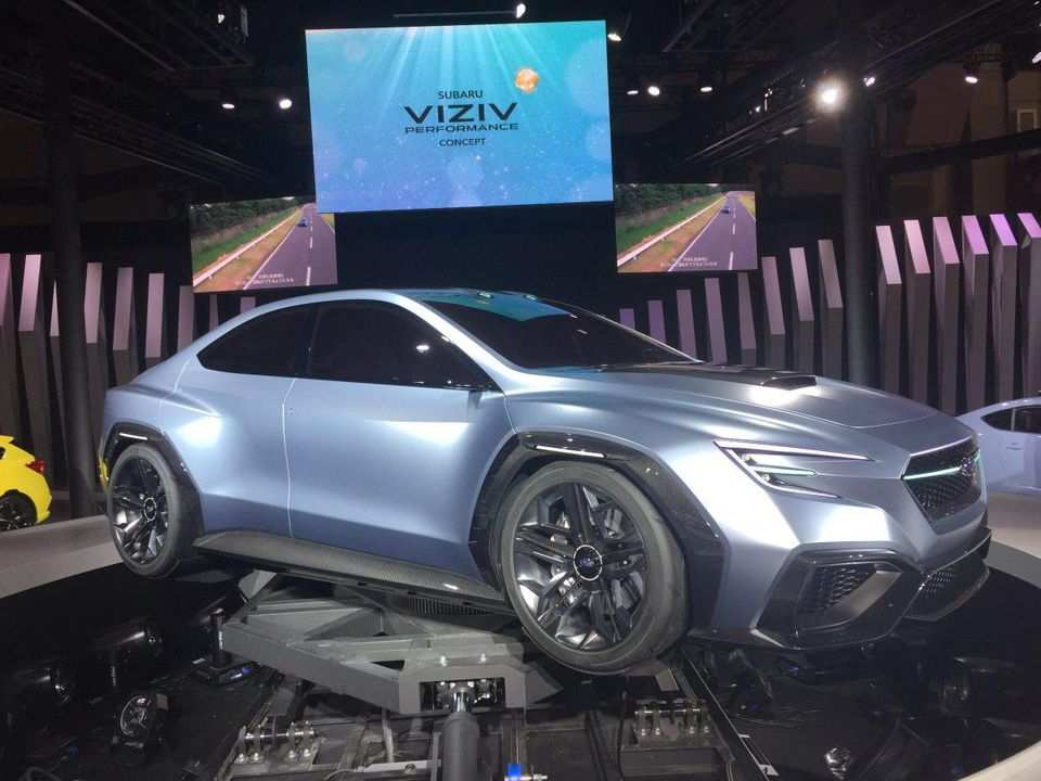 23 A Subaru Plans For 2019 Concept Redesign And Review Exterior And Interior