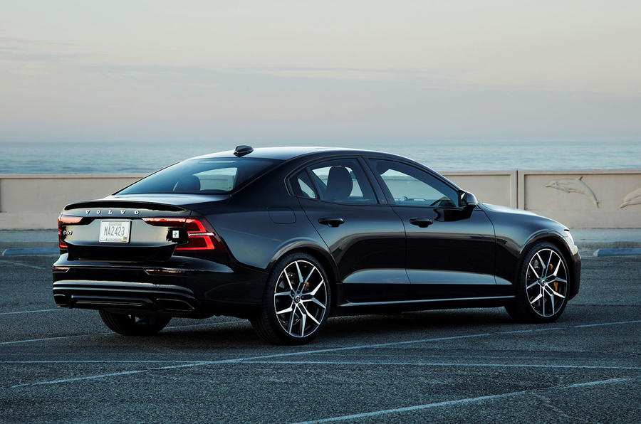 23 New Volvo S60 Polestar 2019 Price And Release Date