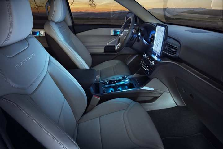 23 The 2020 Ford Explorer Interior New Concept
