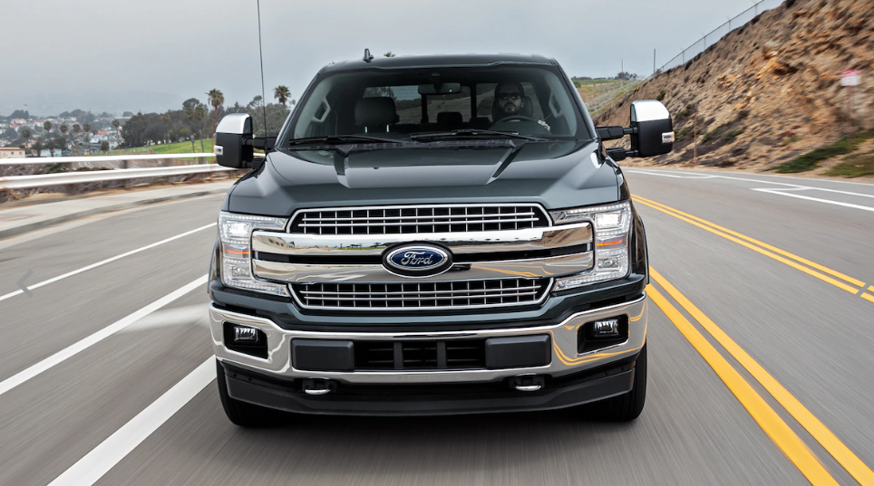 23 The Best 2020 Ford F 150 Release Review And Release Date