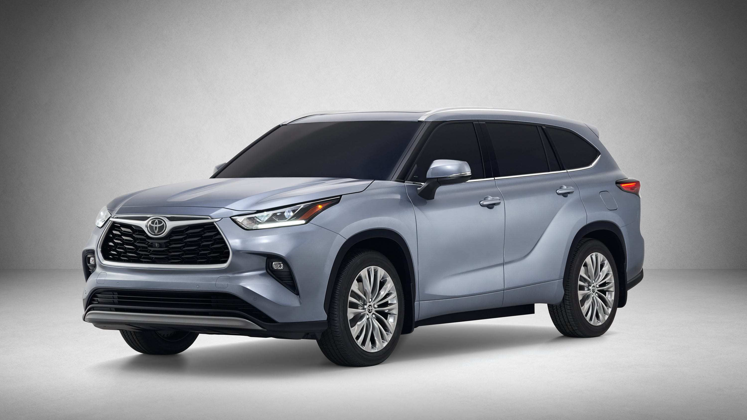 23 The The Toyota Highlander 2019 Redesign Concept Performance