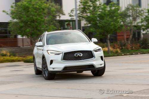 24 A 2019 Infiniti Qx50 Weight Pictures