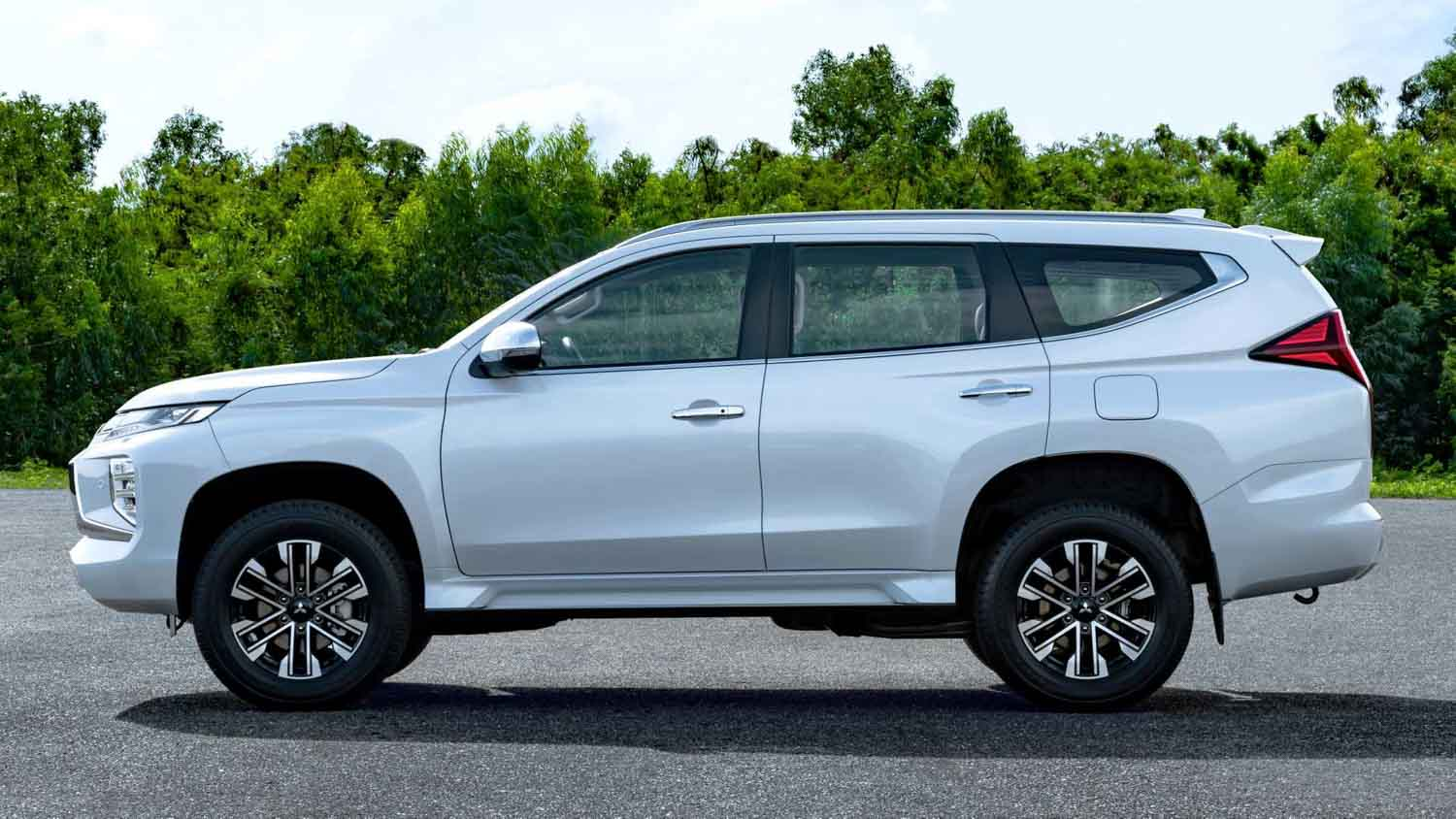 24 A Mitsubishi New Pajero 2020 Redesign And Review