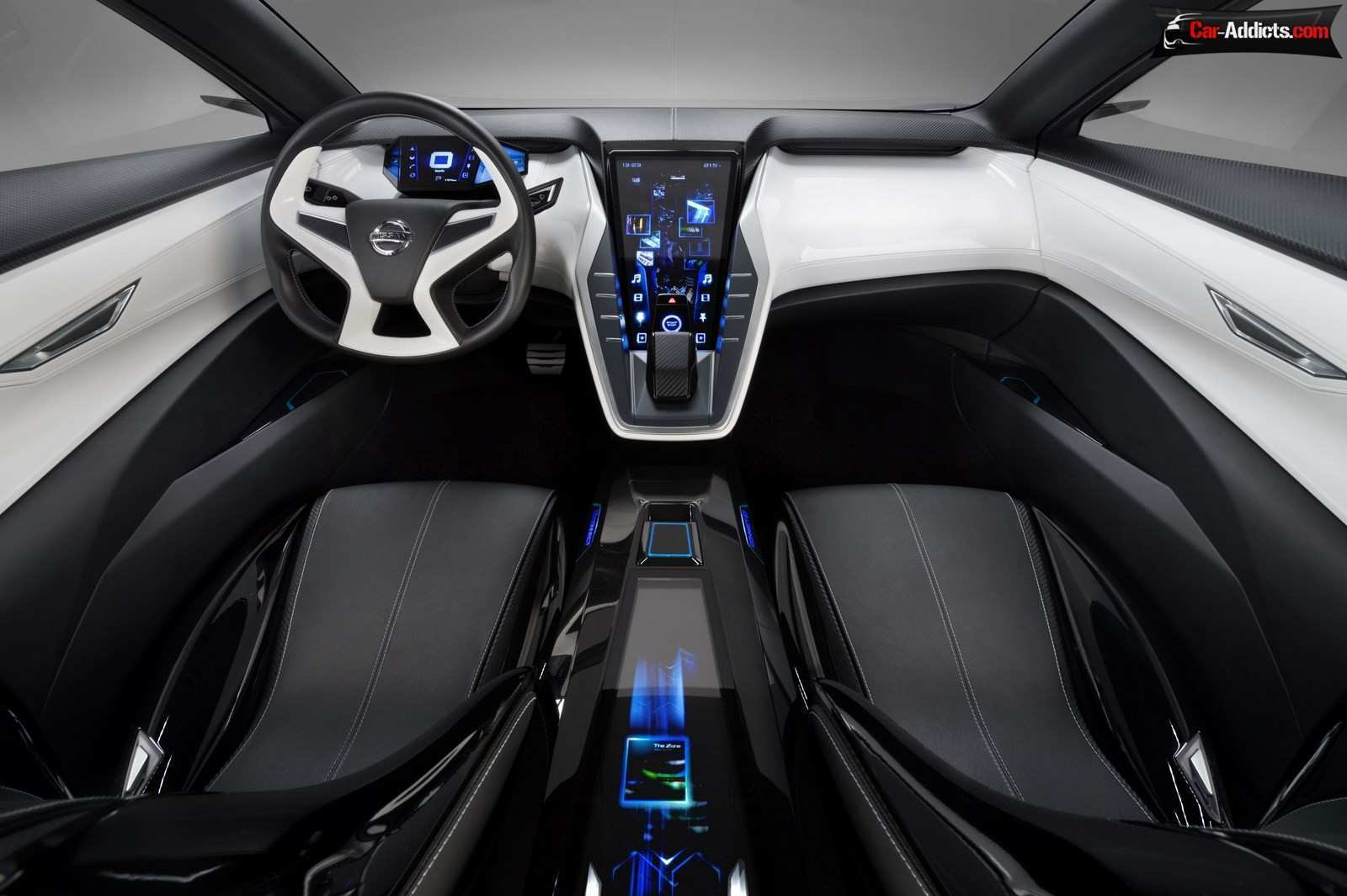 24 A Nissan Concept 2020 Interior Review And Release Date