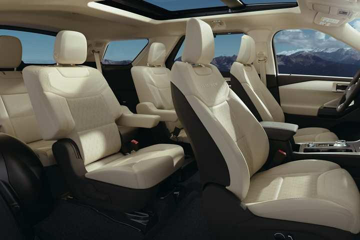 24 Best 2020 Ford Explorer Interior Configurations