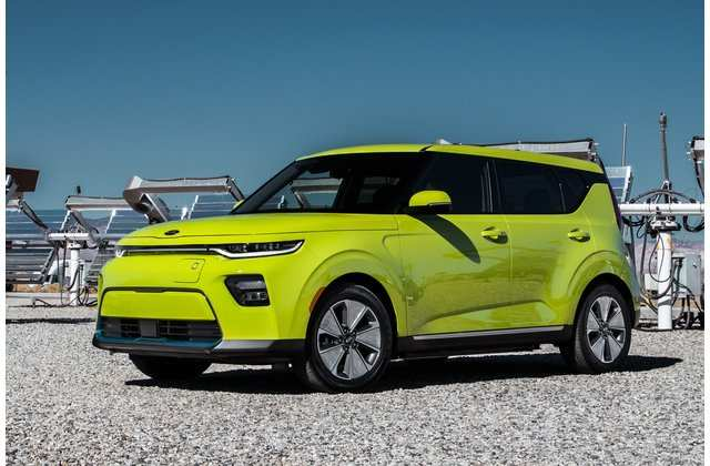 24 Best 2020 Kia Soul Ev Release Date Photos